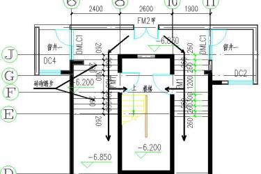 广联达软件怎么计算房间内的台阶|工程实战技巧教你怎么处理